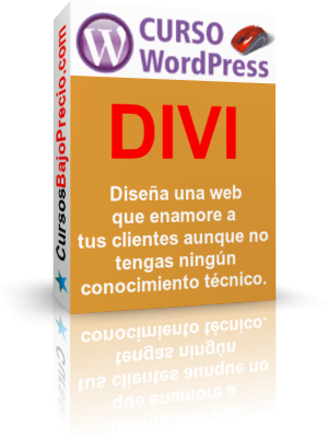 wordpres con divi