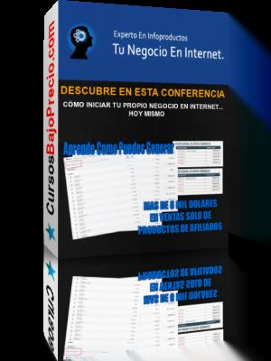 Experto En Infoproductos Tu Negocio en internet