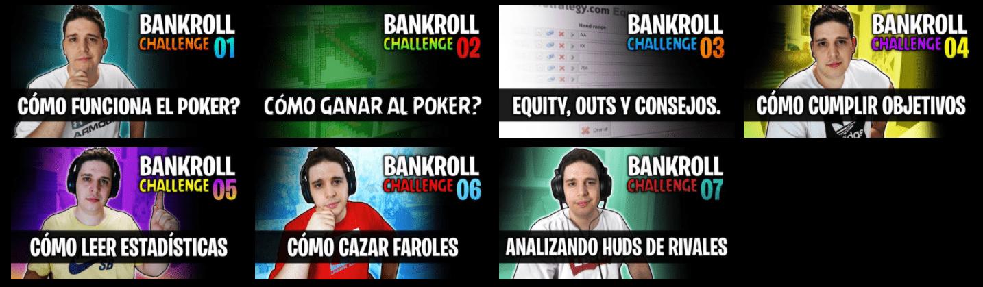 BANKROLL CHALLENGE