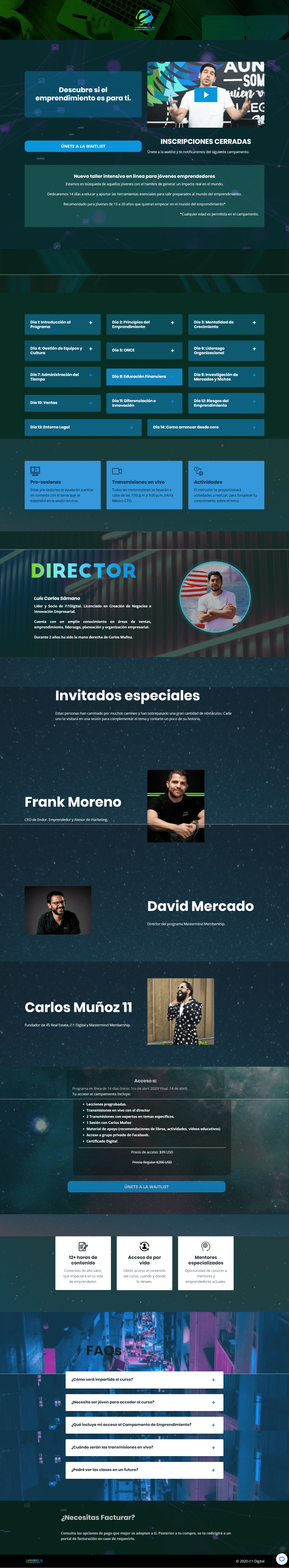 Campamento de Emprendimiento Carlos Munoz 11 1