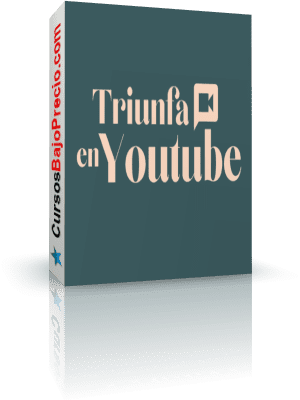 Triunfa en Youtube