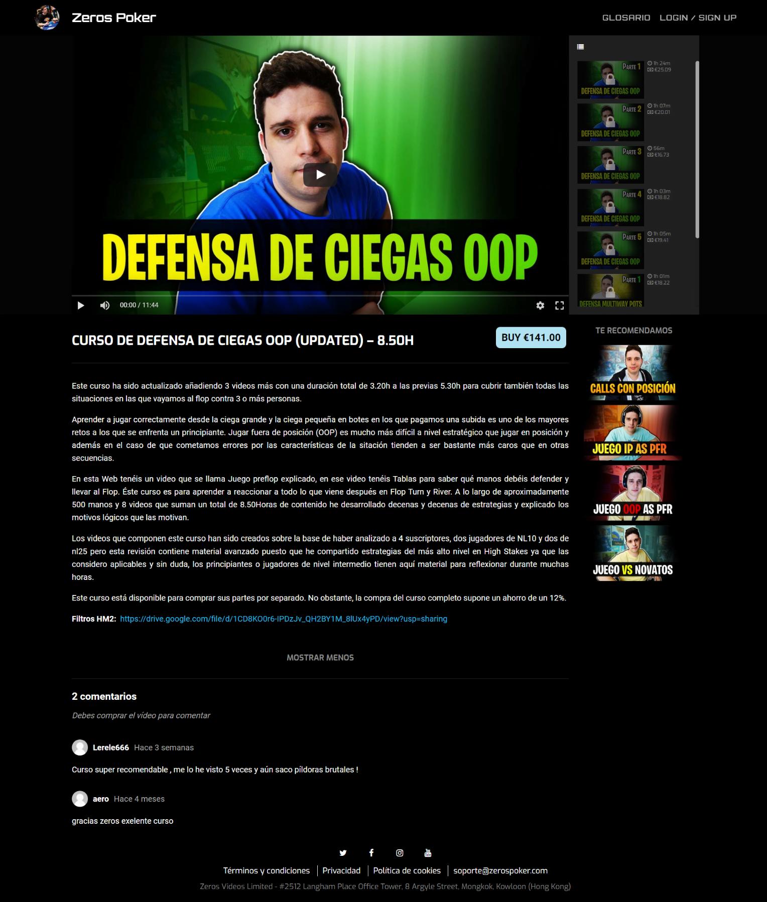 CURSO DE DEFENSA DE CIEGAS OOP (UPDATED)