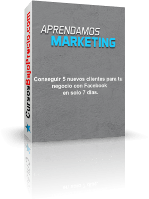 Reto 5.7 - Aprendamos Marketing